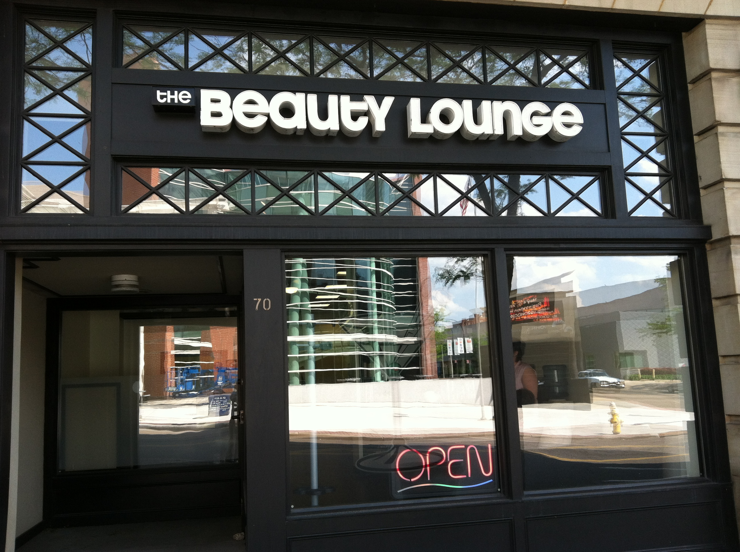 Welcome to The Beauty Lounge. We opened our doors in and have seen many guests leave happy and come back for our outstanding service. In fact, walking into our salon is like coming home again.