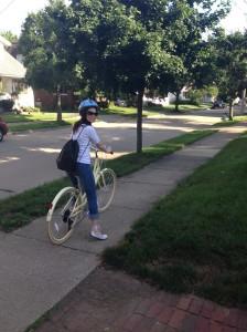 suzie biking 2